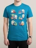 CRAZY DRAGON LADY T-Shirt