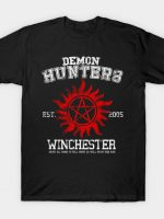 DEMON HUNTERS T-Shirt