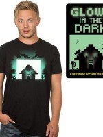 Minecraft Survival Glow in the Dark T-Shirt