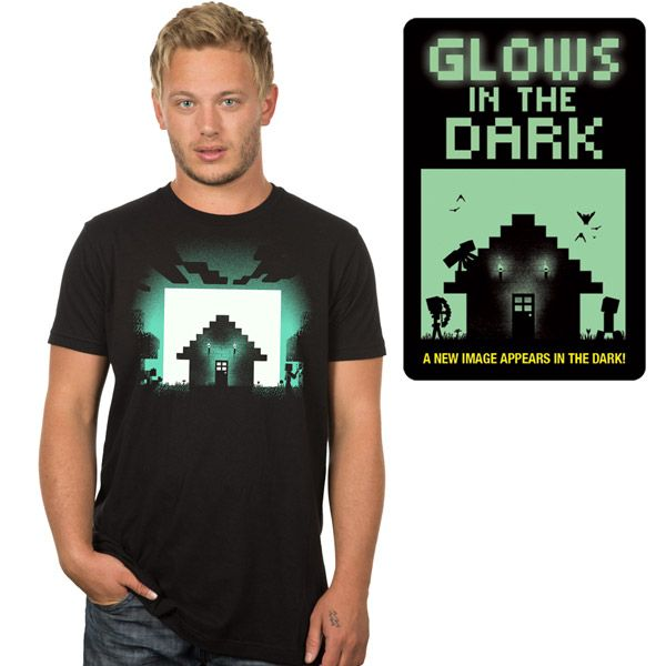 Minecraft Survival Glow in the Dark
