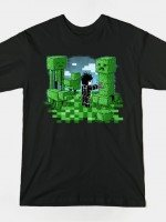 Steve Pixelhands T-Shirt