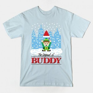 THE LEGEND OF BUDDY