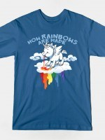 THE ORIGIN OF RAINBOWS T-Shirt