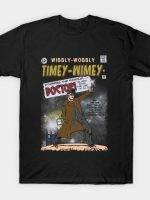 Timey Wimey Comics T-Shirt