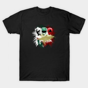 Power Rangers T-Shirt