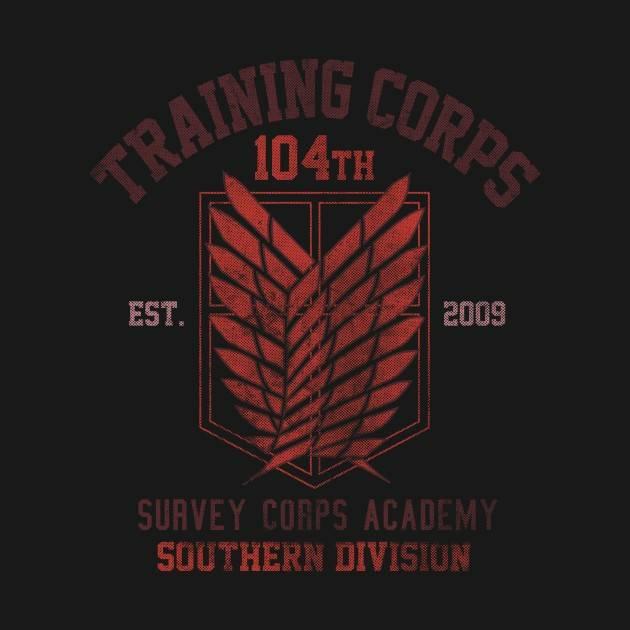 Training Corps 104th