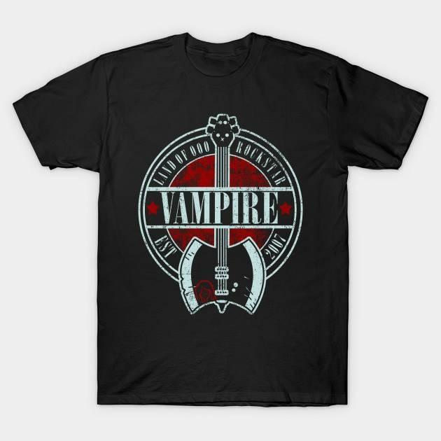 Vampire Rockstar