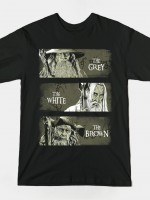WIZARDS OF MIDDLE-EARTH T-Shirt