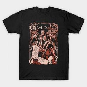 Crowley Nouveau Supernatural T-Shirt