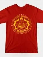 FIRE MAN'S BBQ T-Shirt