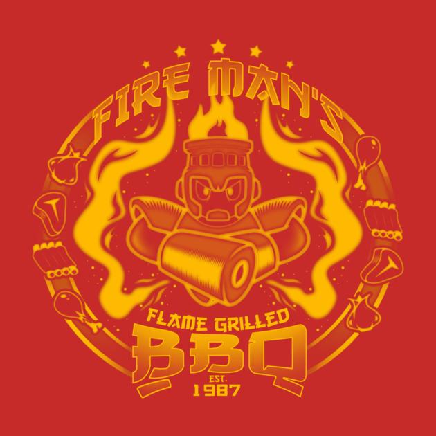 FIRE MAN'S BBQ