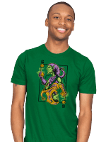 Goblin Card T-Shirt