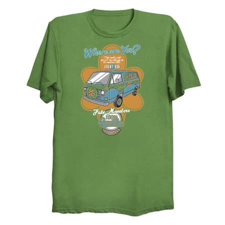 Mystery Machine T-Shirt
