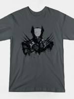 """MUTANT RAGE """"X SUIT"""" T-Shirt"""