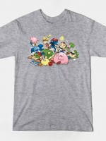 SMASH BRAWL T-Shirt
