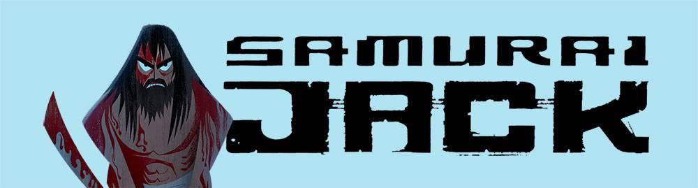 Samurai Jack T-Shirts Banner