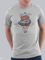 Time Machine Car T-Shirt
