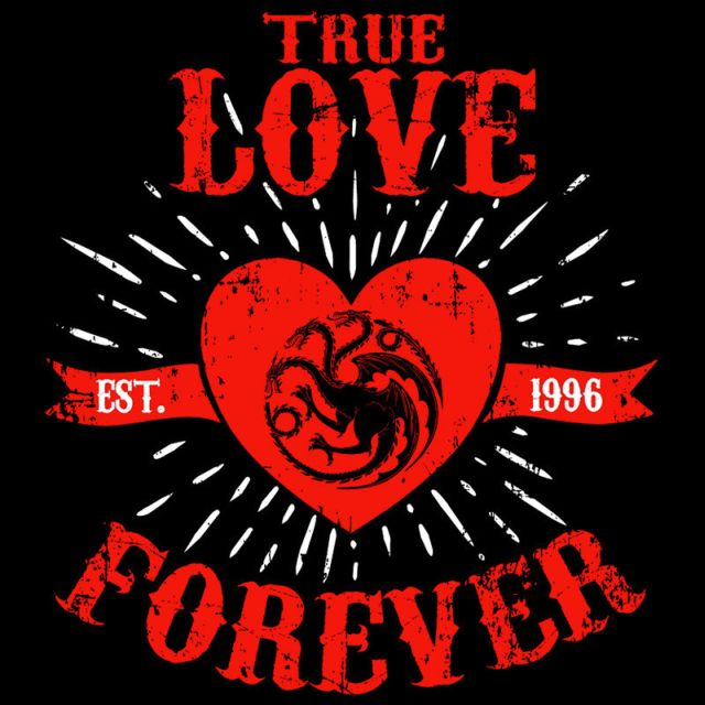 True Love Forever Dragon