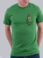 A Hero's Backup Plan T-Shirt