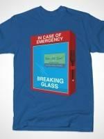 BREAKING GLASS T-Shirt