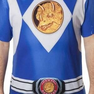 Blue Ranger Sublimation Costume