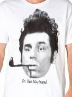 Dr Van Nostrand Seinfeld Kramer T-Shirt