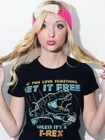 If You Love Something Set It Free T-Shirt