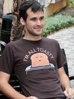 I'm All Toasty T-Shirt