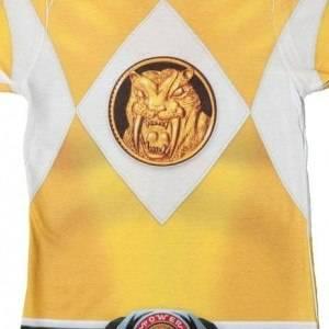 Ladies Yellow Ranger Sublimation