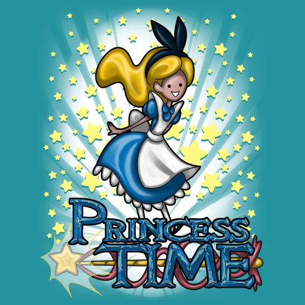 Princess Time - Alice