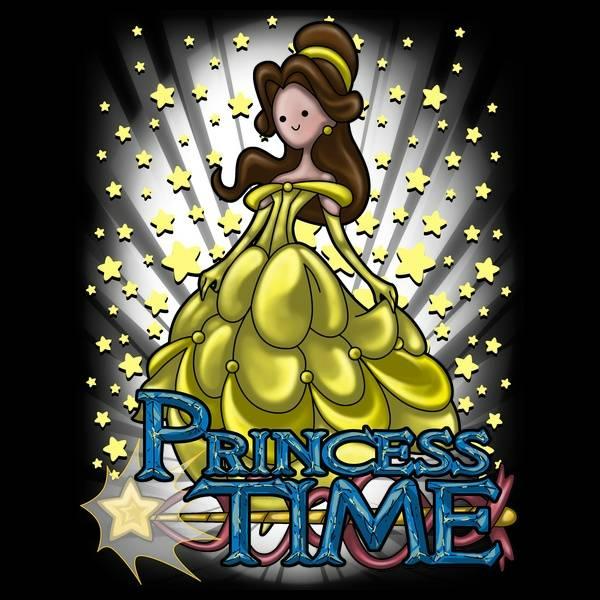 Princess Time - Belle