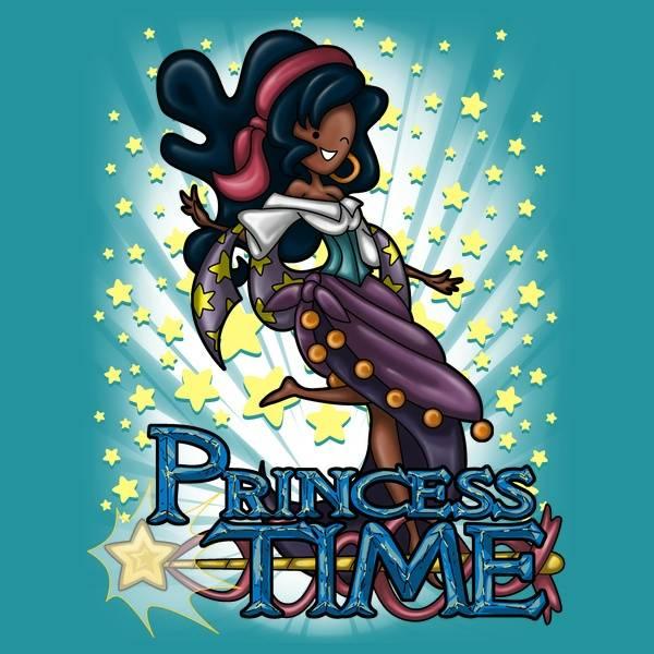 Princess Time - Esmerelda