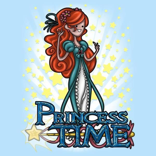 Princess Time - Giselle