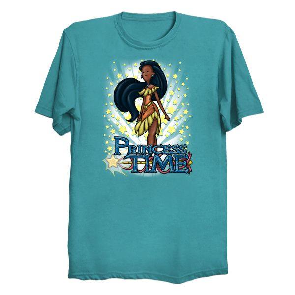 Princess Time - Pocahontas