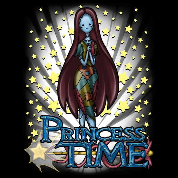 Princess Time - Sally