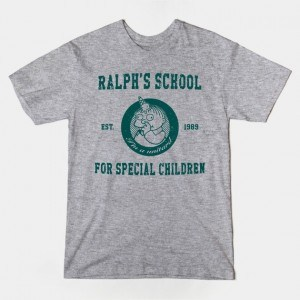 RALPH'S SCHOOL FOR SPECIAL CHILDREN