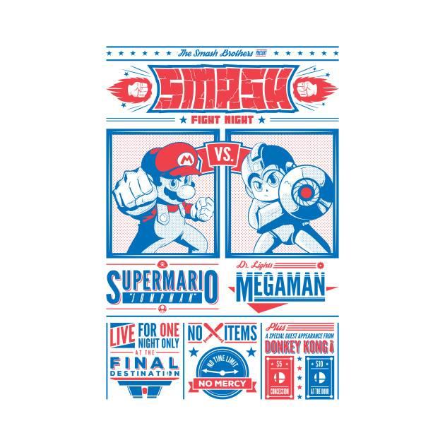 Smash Fight Night