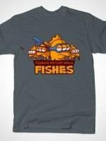 TEENAGE MUTANT NINJA FISHES T-Shirt
