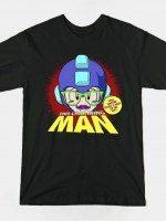 THIS CHAMING MEGA-MAN T-Shirt