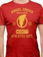 ANGEL GROVE HIGH SCHOOL T-Shirt