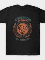 Air Bending University T-Shirt