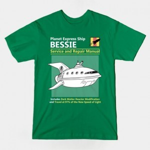 BESSIE SERVICE AND REPAIR MANUAL