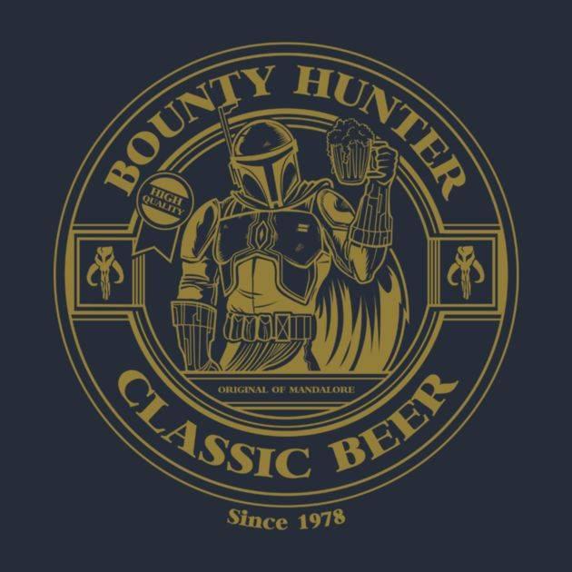BOUNTY HUNTER BEER
