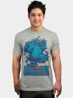 Cthookie Monster T-Shirt