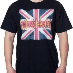 Def Leppard Union Jack