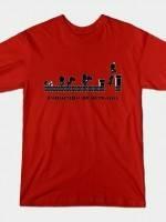 Evolution of Betrayal T-Shirt