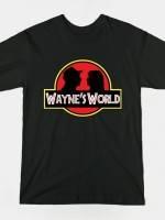 Jurassic Wayne T-Shirt