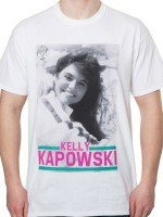 Kelly Kapowski Photo T-Shirt