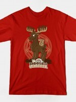 MY LITTLE MOOSE & SQUIRREL T-Shirt