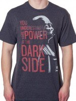 Power of the Dark Side T-Shirt